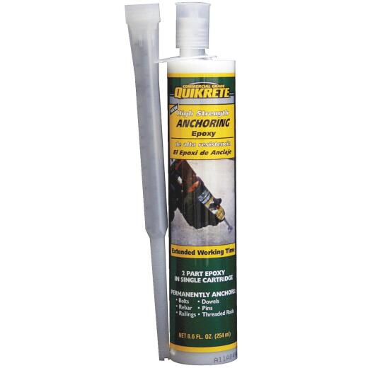 Quikrete 8.6 oz High Strength Anchor Epoxy