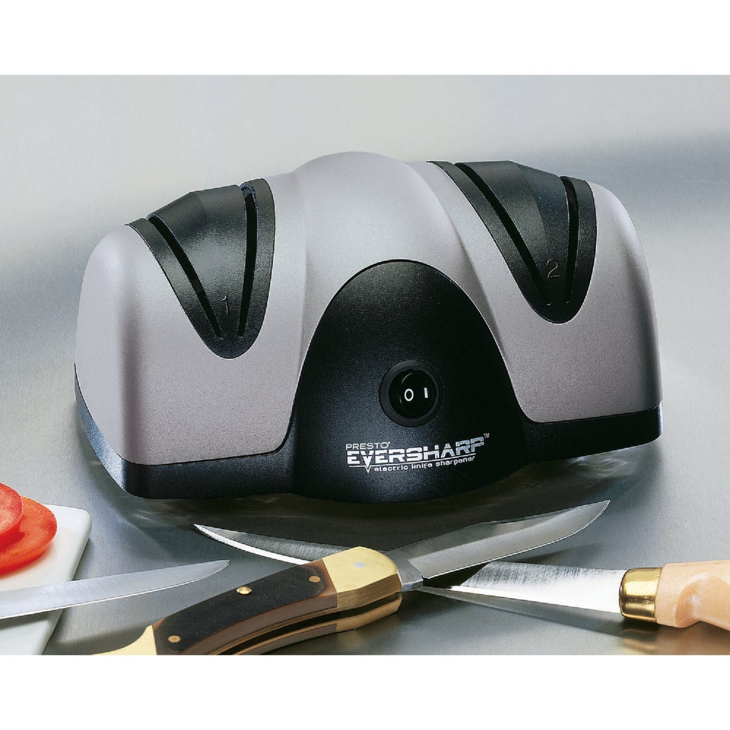Presto EverSharp 2-Stage Electric Knife Sharpener Image 2