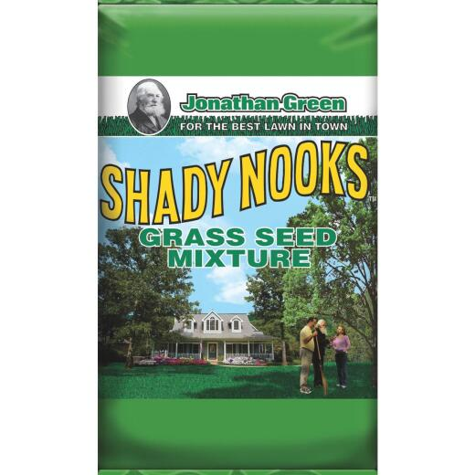 Jonathan Green Black Beauty Shady Nooks 3 Lb. 1125 Sq. Ft. Coverage Trivialis, Fescue, Ryegrass Grass Seed
