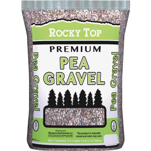 Rocky Top 0.5 Cu. Ft. 50 Lb. Pea Gravel