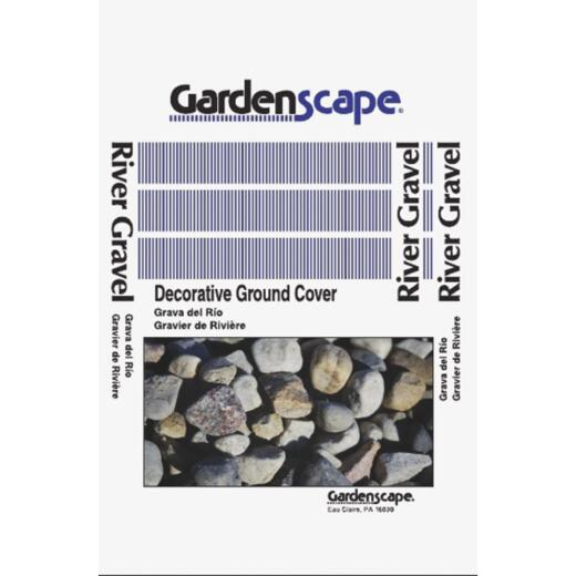 Gardenscape 0.5 Cu. Ft. 3/4 In. to 1-1/2 In. Decorative Rock, 50 Lb.